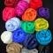 Camille 100% silke - 22 farver