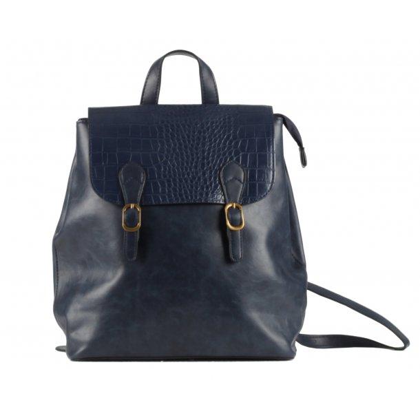Geneve rygsæk, blå