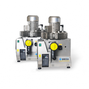 DMEGA Suction motors