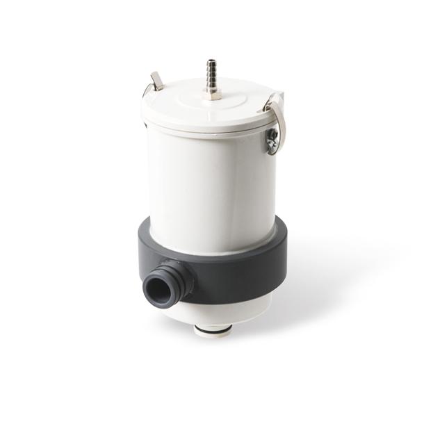 Spitton bowl valve (left)